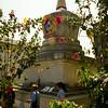 Migyur Dorje Stupa - by Mannie Garcia