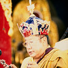 His Holiness Penor Rinpoche - by Mannie Garcia