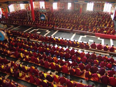 Shabten Ceremony