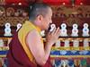 PG-1-3662 Khenchen Tsewang Gyatso during Guru Yoga practice, by Pema Gyaltsen