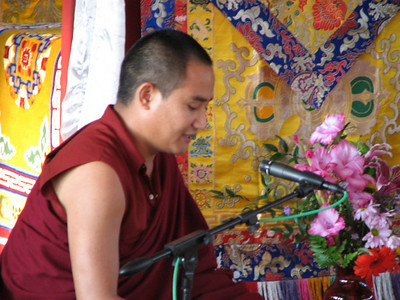 Palyul 2007 - Pema James