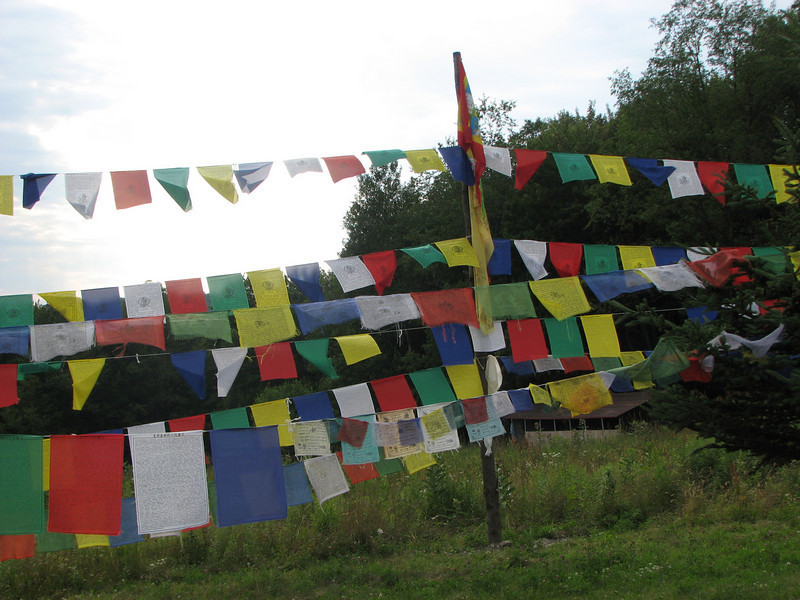 PG-1-3579 Prayer flags