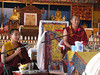 PG-1-3670, Khenpo Tamdin Situ with Lopon Sonam by Pema Gyaltsen