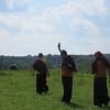 Teaching Lama's - Tenzin, Rapjee and possibly Dorje