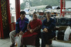 This is Nawang Paljor in Hong Kong on the left