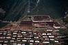 Palyul Monastery, Tibet, Shedra and retreat Center  <br /> © Nawang Paljor-1995