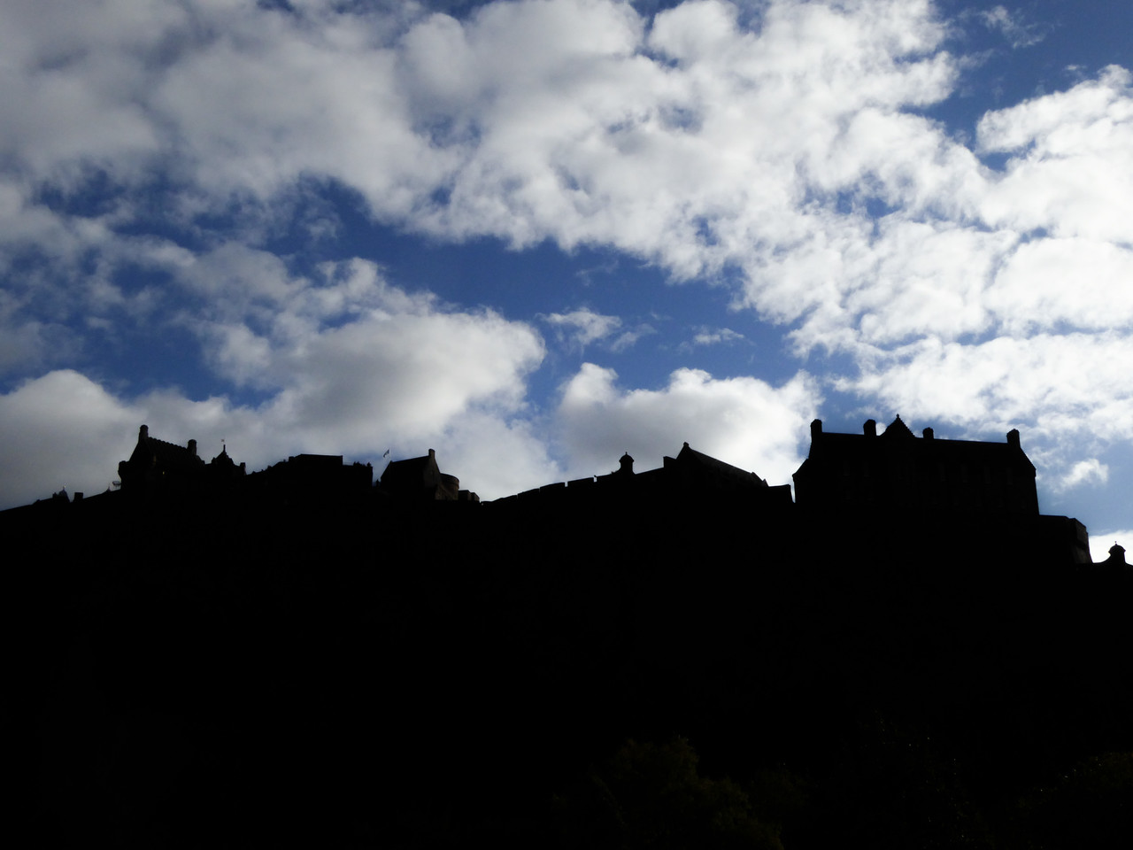Edinburgh Castle - Edinburgh WorldWide PhotoWalk.