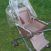 1970's Silver Cross 'Eurofolder'  pram / stroller combination