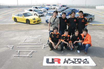 Ultra Racing @ Macau