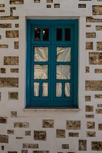 Window in Folegandros