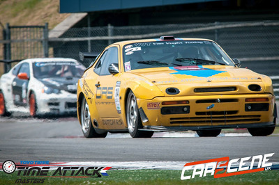 Time Attack Round 3@Netherlands