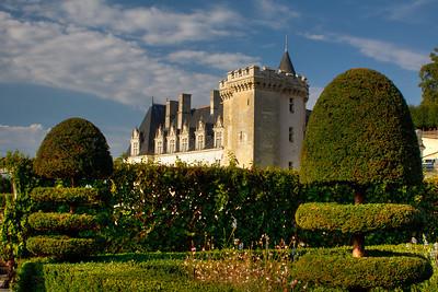 Château de Villandry gardens, #1