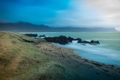 Iceland seascape, #1