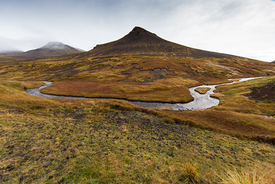 Iceland landscape, #14