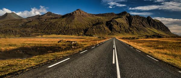Iceland landscape, #16