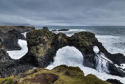 Gatklettur Arch Rock at Arnarstapi, #4