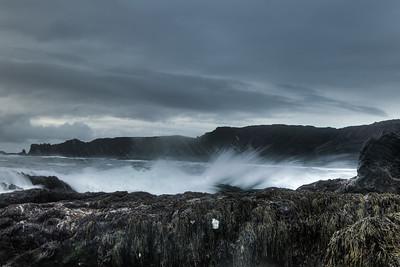 Iceland seascape, #4