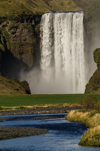 Skogafoss Waterfall, #1