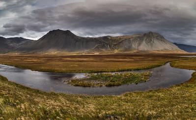 Iceland landscape, #3