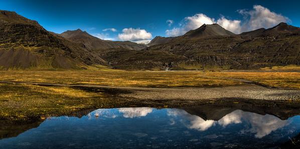 Iceland landscape, #18