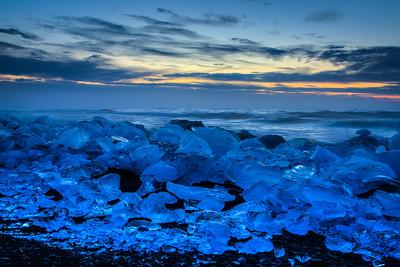Ice beach #29