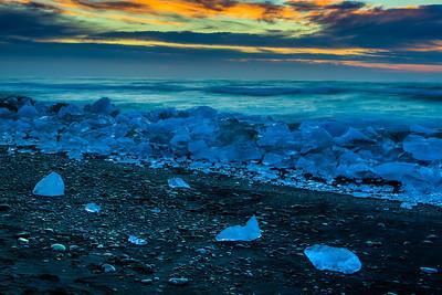 Ice beach #31