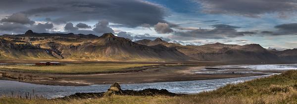 Iceland landscape, #9