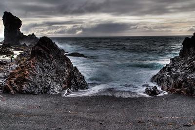 Iceland seascape, #3