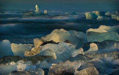 Ice beach #38