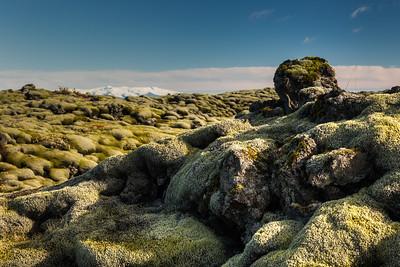 Eldhraun lava fields, #1