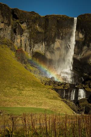 Waterfalls in the river Þverá, #2
