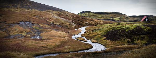 Iceland landscape, #12