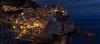 Manarola at night, #3