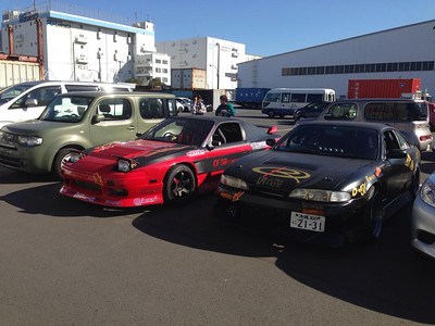 Drift Muscle Final@Japan