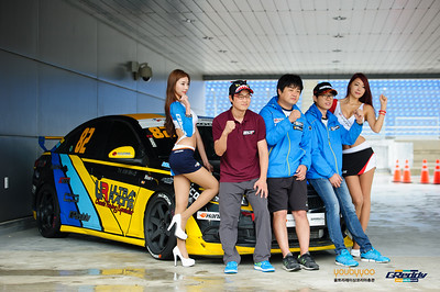 CJ Super Race Round 6@Korea