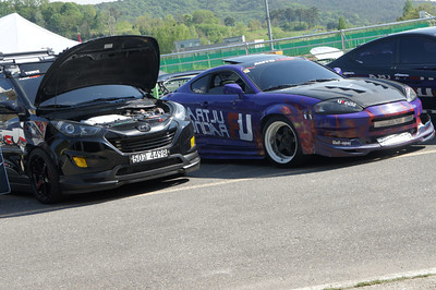 Car Clubs Gathering@Korea