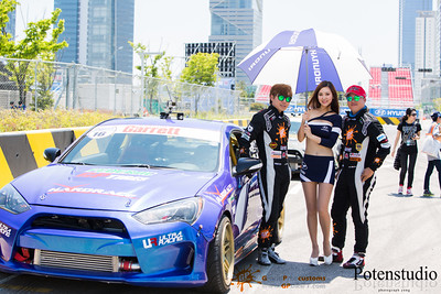 Korea Speed Festival at Song-Do Street Circuit