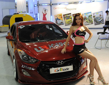 Seoul Auto Salon Korea