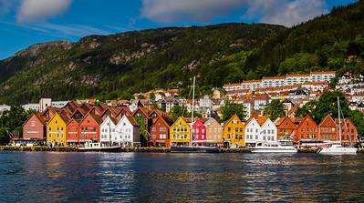 Bergen waterfront, #5