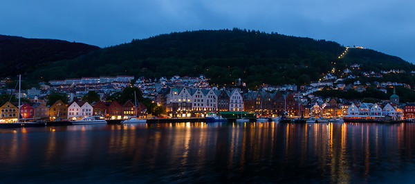 Bergen waterfront, #8