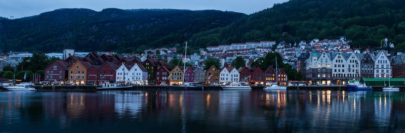 Bergen waterfront, #7