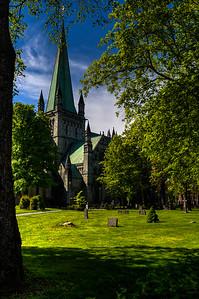 Trondheim: Nidaros Cathedral, #2