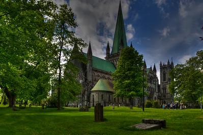 Trondheim: Nidaros Cathedral, #3