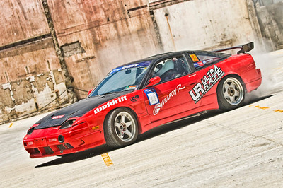 Lateral Drift Philippines Round 1