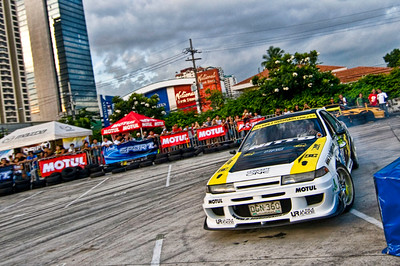 Lateral Drift Philippines Round 3
