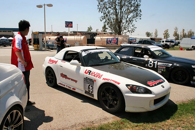 Global Time Attack USA