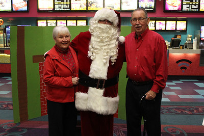 Santa and a Movie 2011