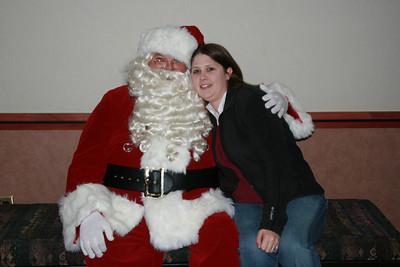 Santa & a Movie 2009