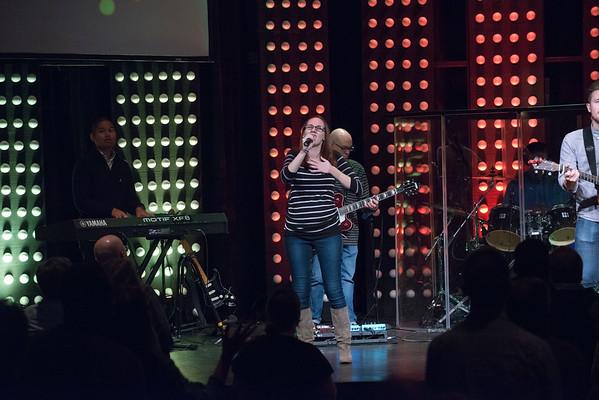 Worship Band- 2016