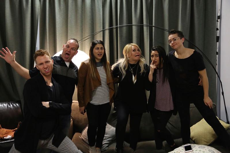 2018-01-14 Worship Team Goofs